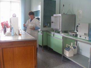 ХимБак Лаборатория